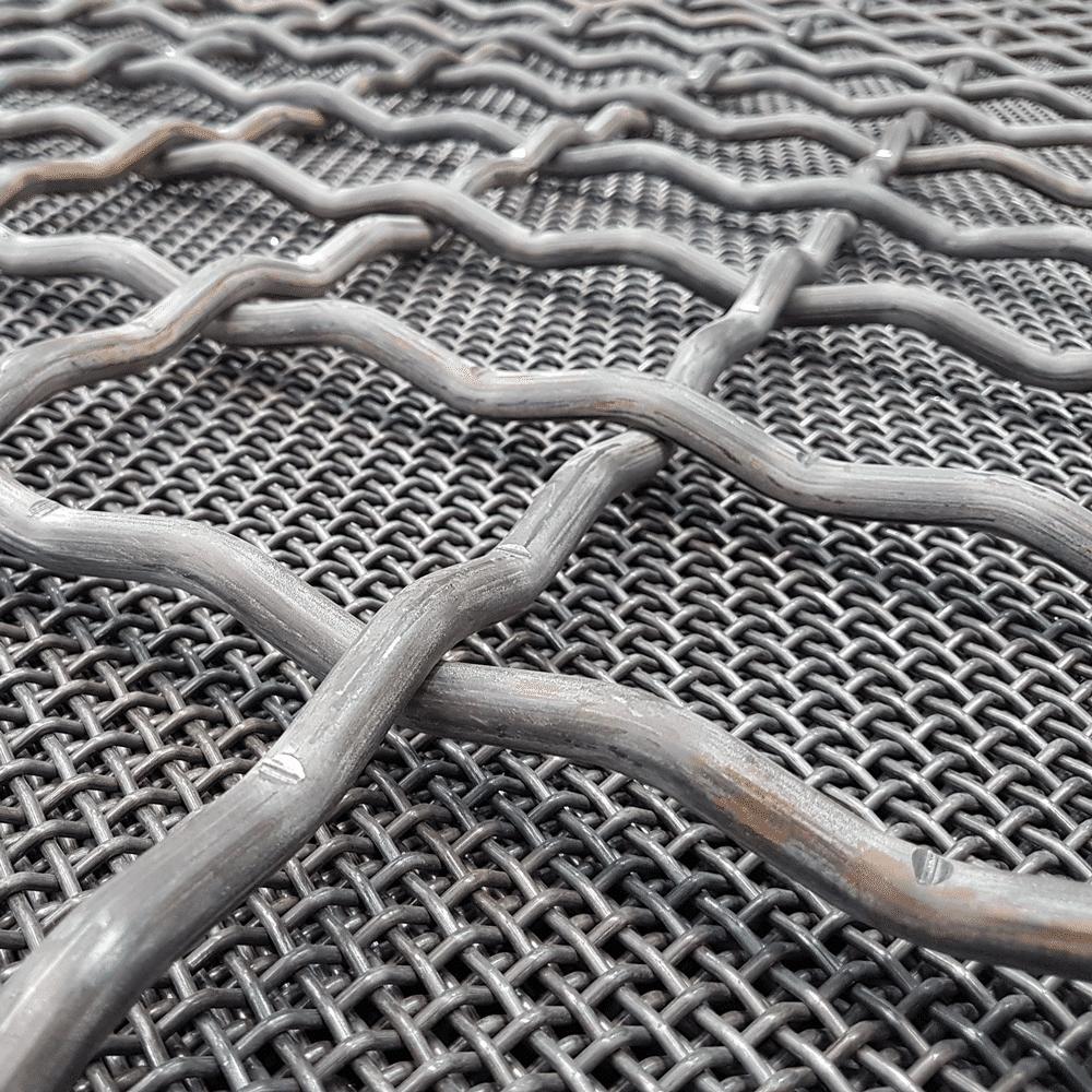 Reti a maglia quadra - Form C